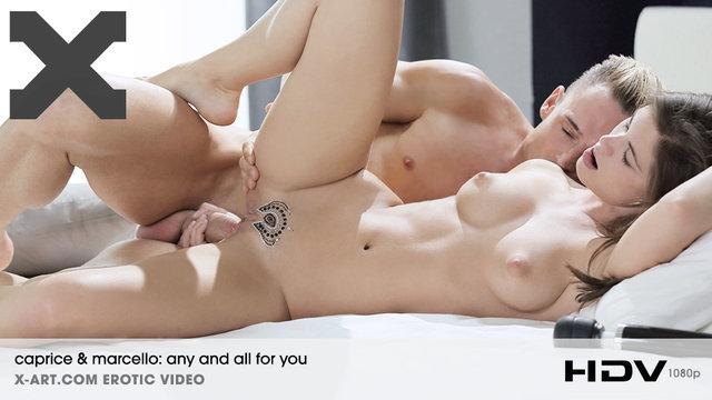 Невероятно красивый анальный секс